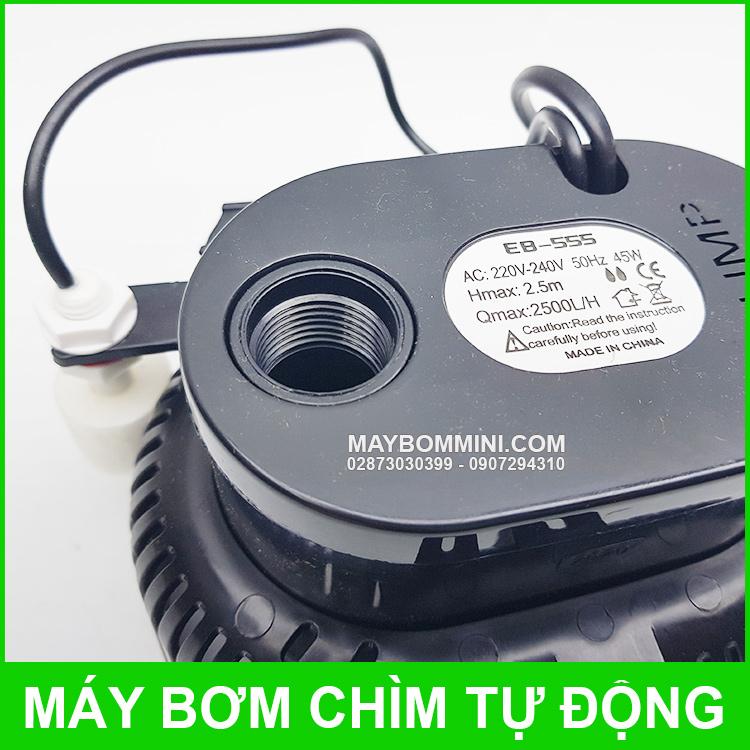 Auto Pumps 220v EB 555