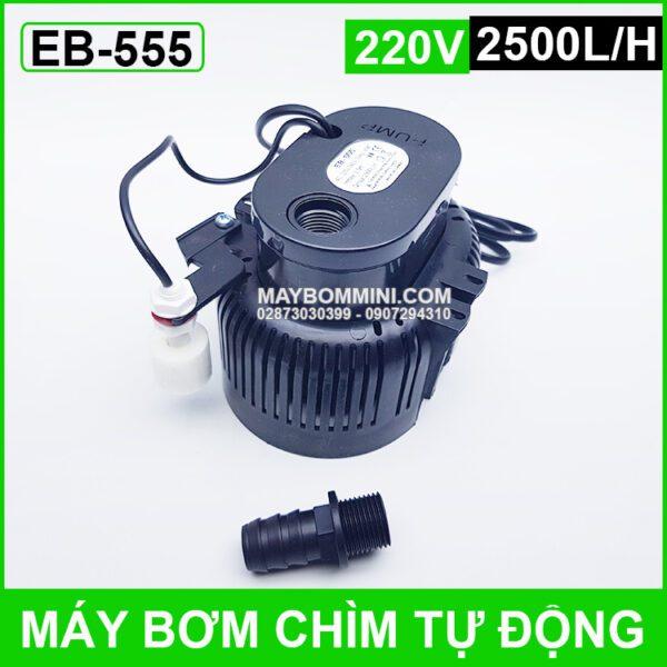 Ban May Bom Quat Hoi Nuoc Tu Dong Chinh Hang