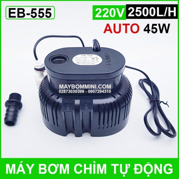May Bom Chim Tu Dong 220v 45w EB 555