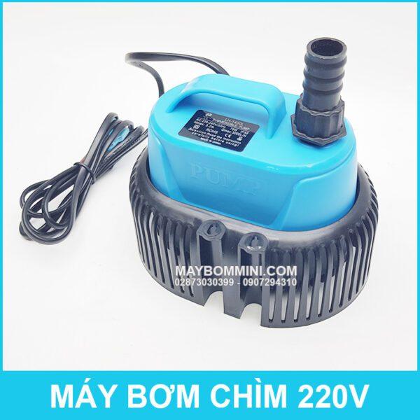 Ban May Bom Quat Hoi Nuoc 220v 75w