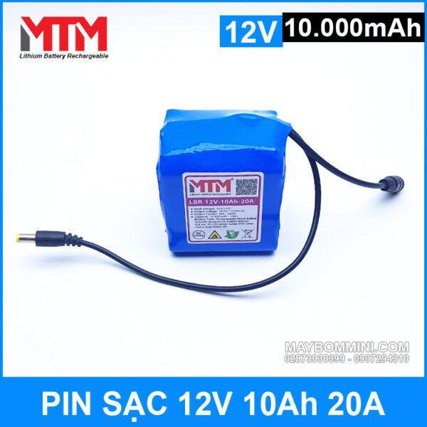 Pin Sac 12v 10000mah